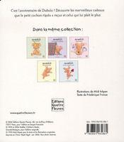 Diabolo ouvre ses cadeaux - 4ème de couverture - Format classique