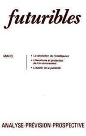Futuribles N.97 Mars 1986 - Couverture - Format classique