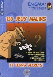 150 jeux malins et leurs secrets - Intérieur - Format classique