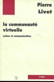 De la communaute virtuelle - Couverture - Format classique