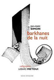 Barkhanes de la nuit - Intérieur - Format classique