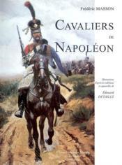 Cavaliers de napoléon - Couverture - Format classique