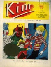 Kim, n°40 février - Couverture - Format classique