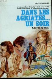 Dans Les Agriates Un Soir... .Collection : A La Belle Helene. - Couverture - Format classique