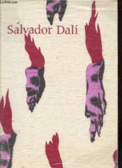 Salvador Dali : Retrospective 1920-1980 - Catalogue De L'Exposition : 18 Decembre 1979 - 21 Avril 1980. - Couverture - Format classique