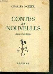 Contes Et Nouvelles - Oeuvres Choisies - Couverture - Format classique