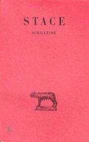 Achilleide - Couverture - Format classique