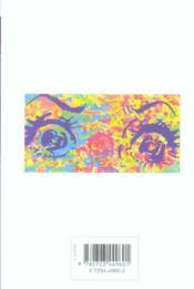 L'ecole emportee - tome 02 - 4ème de couverture - Format classique