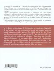 Montesquieu - 4ème de couverture - Format classique
