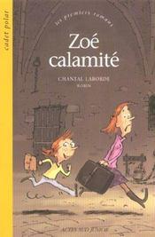 Zoe calamite - Intérieur - Format classique