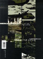 Après la guerre ; intégrale t.1 - 4ème de couverture - Format classique