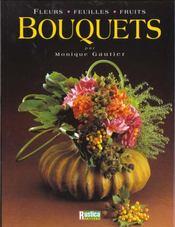 Les Bouquets De Fleurs De Feuilles Et De Fruits - Intérieur - Format classique
