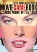 Movie game book (anglais) - Couverture - Format classique