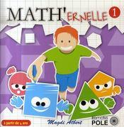 Math'ernelle t.1 - Intérieur - Format classique