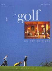 Le Golf, Un Art De Vivre - Intérieur - Format classique