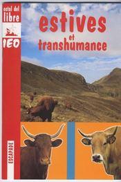 Estives et transhumance - Intérieur - Format classique