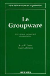 Le groupware - Couverture - Format classique