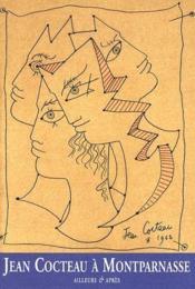 Jean Cocteau à Montparnasse - Couverture - Format classique