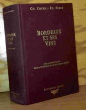 Bordeaux et ses vins (16e édition) - Couverture - Format classique