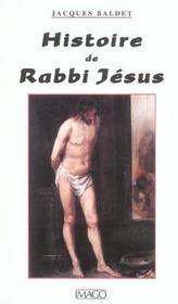 Histoire De Rabbi Jesus - Intérieur - Format classique