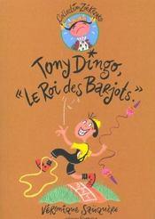 Tony dingo le roi des barjots - Intérieur - Format classique