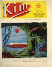 Kim, n°34 aout - Couverture - Format classique