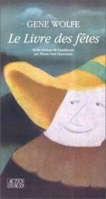 Le Livre Des Fetes - Couverture - Format classique