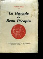 La Legende Du Beau Pecopin - Couverture - Format classique