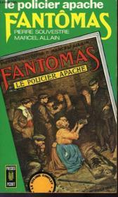 Le Policier Apache - Fantomas - Couverture - Format classique