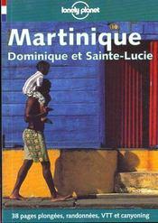 Martinique, Dominique Et Sainte-Lucie - Intérieur - Format classique