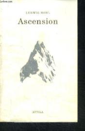 Ascension - Couverture - Format classique