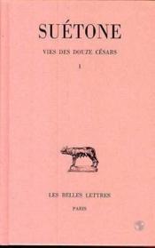 Vies des douze cesars t1 - Couverture - Format classique