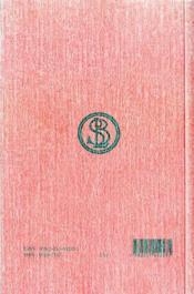 Vies des douze cesars t1 - 4ème de couverture - Format classique