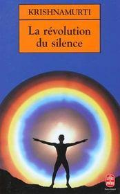 La revolution du silence - Intérieur - Format classique
