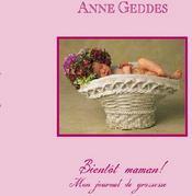 Bientôt maman ! mon journal de grossesse - Couverture - Format classique