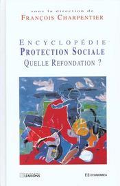 Encyclopedie Protection Sociale - Intérieur - Format classique