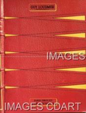 LIVRES ANCIENS ET MODERNES. [COSTE. ADAM. CHAGALL. FOUJITA. CHAS LABORDE. BROUET. LOTI. CHIMOT. THORNTON ]. 14/12/1991. (Poids de 160 grammes) - Couverture - Format classique