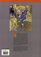 Aria t.29 ; la poupée aux yeux de lune - 4ème de couverture - Format classique