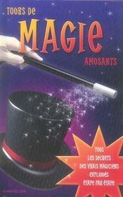 Tours de magie amusants - Intérieur - Format classique