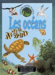 Sauvons la planete / les oceans - Couverture - Format classique