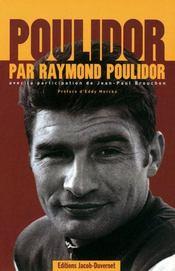 Poulidor par raymond poulidor - Couverture - Format classique