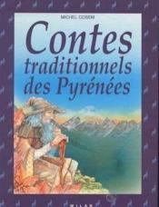 Les contes traditionnels des pyrenees - Couverture - Format classique