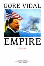 Empire - Couverture - Format classique