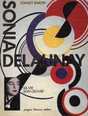 Sonia Delaunay - Couverture - Format classique
