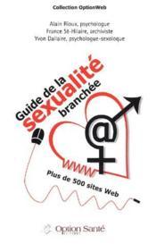 Guide de la sexualité branchée - Couverture - Format classique