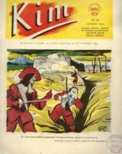 Kim, n°36 octobre - Couverture - Format classique