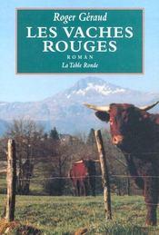 Les vaches rouges - Intérieur - Format classique
