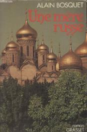 Une Mere Russe. - Couverture - Format classique