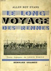 Le Long Voyage De Rennes. - Couverture - Format classique