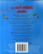 Les cerfs-volants pilotables - 4ème de couverture - Format classique